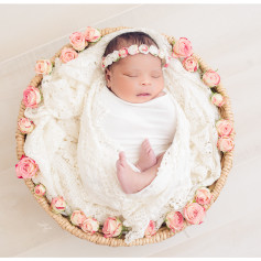 Winter Freire Photography | Newborn Session | Sweet Pure Organic Portraits | Dayton, Ohio | Natural Light