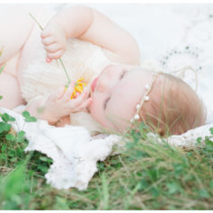 Winter Freire Photography | Milestone Session | Sweet Pure Organic Portraits | Dayton, Ohio